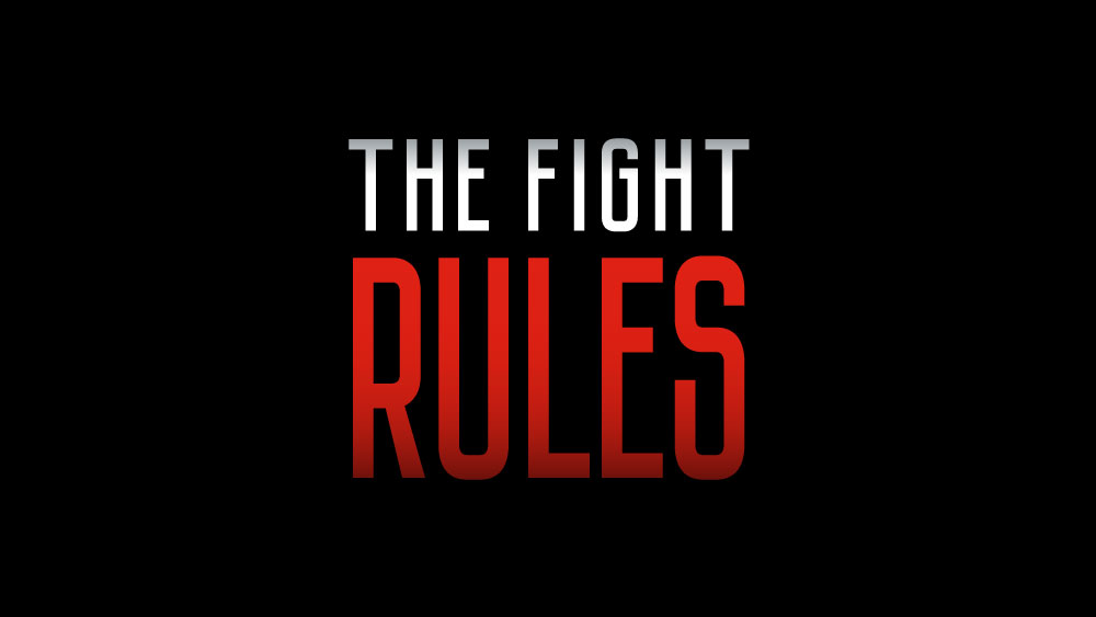 logotype The Fight rules