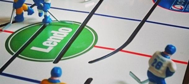 Чемпионат студии по Хоккею 2015