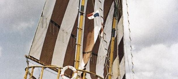 Hundertwasser ship