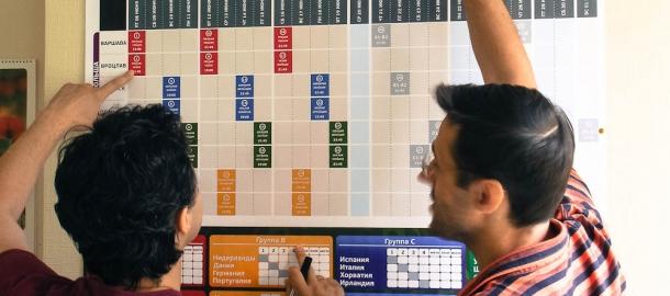 Готовимся к Евро 2012