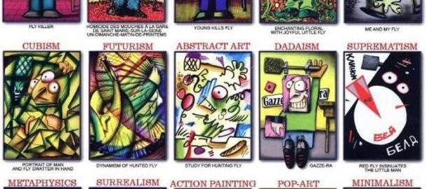 История искусства: авангард