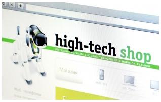Интернет-магазин бытовой и мобильной техники «high-tech shop»