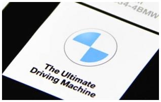 BMW новый логотип 2014