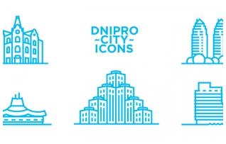 Иконки Днепра