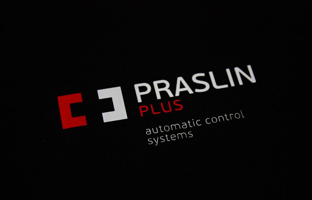 логотип Praslin Plus